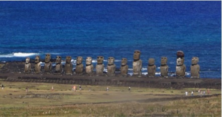 Wanted: Answer to a Cosmic Mystery on Easter Island.