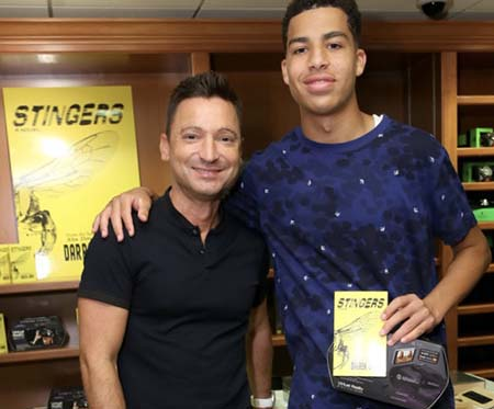 Darren Campo and Marcus Scribner